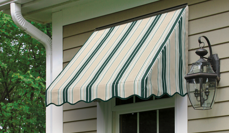 Nulmage San Diego Window Awning Canopy