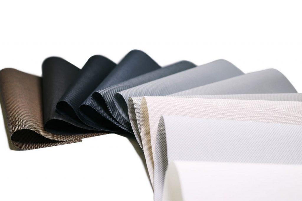 Mermet Fabrics Solar Sun Shades